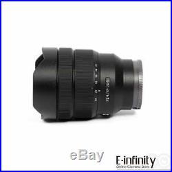 NEW Sony FE 12-24mm f/4 G Lens Full Frame E-Mount (SEL1224G)