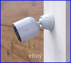 New Arlo Ultra 2 4K AddOn Wireless Total Security Mount Spotlight Camera Battery