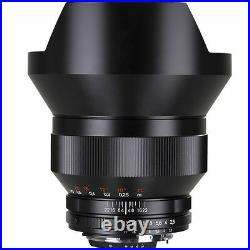New Carl ZEISS DISTAGON T 15mm f2.8 ZF. 2 for Nikon Made in JAPAN