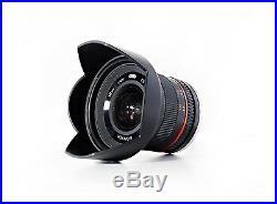 New Rokinon 12mm F2.0 Ultra Wide Angle Lens for Fuji X