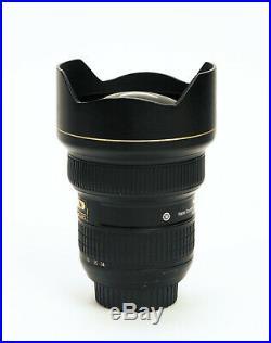 Nikon 14-24mm f/2.8 AF-S G ED-IF Lens Pro Workhorse (USA Model)