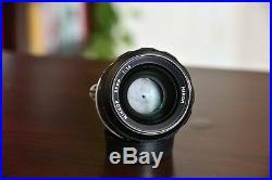 Nikon 35mm F1.4 Lens Special version for NASA Space Shuttle RARE AI version