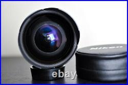 Nikon AF 14mm 2.8 Ultra Wide Angle Prime FX Lens US Model