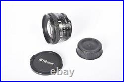 Nikon AF NIKKOR 20mm f/2.8 Ultra-Wide-Angle Auto-Focus Prime Lens #P5384