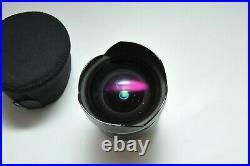 Nikon AF Nikkor 14mm f/2.8D ED Ultra-Wide-Angle Prime Lens