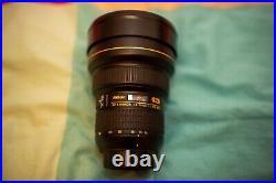 Nikon AF-S NIKKOR 14-24 mm f/2.8G ED Lens