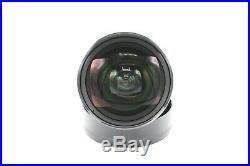 Nikon AF-S NIKKOR 14-24 mm f/2.8G ED Lens Black 2163 BARELY USED