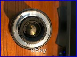 Nikon AF-S NIKKOR 14-24 mm f/2.8G ED Lens Mint Condition