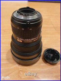 Nikon AF-S NIKKOR 14-24 mm f/2.8G ED Lens in Original Box Free Shipping