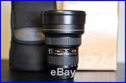 Nikon AF-S NIKKOR 14-24 mm f/2.8G ED Ultra Wide Angle Zoom Lens