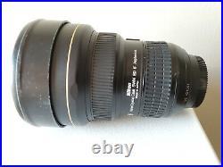 Nikon AF-S NIKKOR 14-24mm F/2.8 G ED Lens