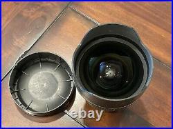 Nikon AF-S NIKKOR 14-24mm F/2.8 G ED Lens Excellent Condition