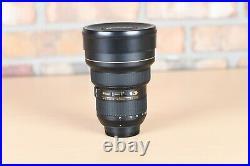 Nikon AF-S NIKKOR 14-24mm F/2.8G Ultra Wide Angle Lens MINT (USA Model)