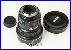 Nikon AF-S NIKKOR 14-24mm F/2.8G Wide Angle Lens