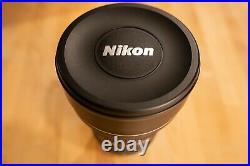 Nikon AF-S Nikkor 14-24mm f / 2.8G ED Ultra wide angle zoom lens S# 209478