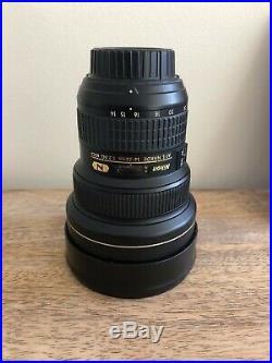 Nikon AF-S Nikkor 14-24mm f/2.8G ED Wide Angle Zoom Lens