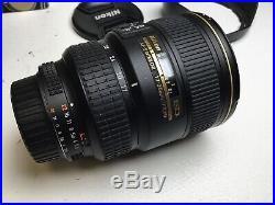 Nikon AF-S Nikkor 17-35mm F2.8 D IF-ED Lens
