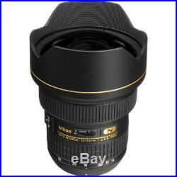 Nikon AF-S Zoom Nikkor 14-24mm f/2.8G ED AF Lens #2163 BRAND NEW