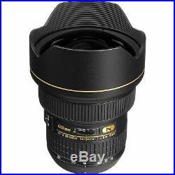 Nikon AF-S Zoom Nikkor 14-24mm f/2.8G ED AF Lens for Digital SLR Cameras