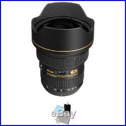 Nikon AF-S Zoom Nikkor 14-24mm f/2.8G ED AF Lens with Lens Cleaning Kit