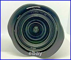 Nikon NIKKOR Z 14-30mm f/4 S Camera Lens Black Includes UV filter & Lens Hood