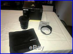Nikon NIKKOR Z 14-30mm f/4 S Camera Lens Retail Box FILTERS