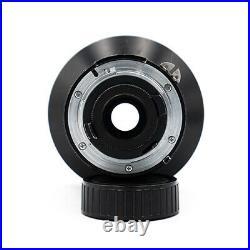 Nikon Nikkor 15mm f3.5 AI-S Manual Focus Ultra Wide Lens