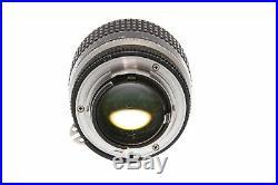Nikon Nikkor 35mm F/1.4 AIS Manual Focus Lens 52