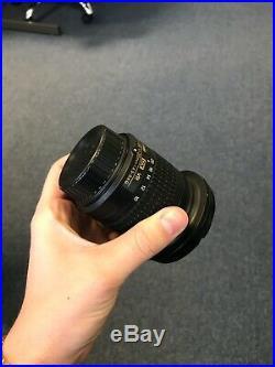Nikon Nikkor AF-P DX 10-20mm F/4.5-5.6 VR G Lens (Black)
