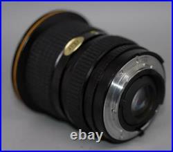 Nikon Tokina AT-X 24-40mm f2.8 Ais manual focus Zoom lens Nice Mint-