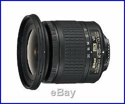 Nikon Wide Angle Zoom Lens AF-P DX NIKKOR 10-20mm f/4.5-5.6G VR for DX format