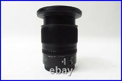 Nikon Z 14-30mm f/4 Nikkor S Lens For Nikon Cameras