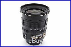 Nikon Zoom-NIKKOR 12-24mm f/4 AS DX G SWM AF-S IF ED M/A Lens