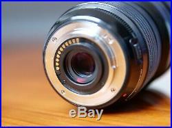 Olympus M. Zuiko 7-14mm F/2.8 ED Pro Lens Near MINT