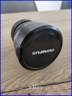 Olympus M. Zuiko 7-14mm F/2.8 Lens for m4/3 cameras (Olympus & Panasonic)