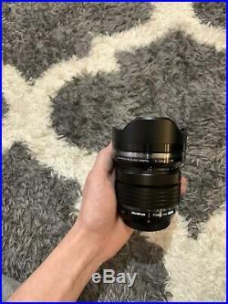 Olympus M. Zuiko Digital ED 7-14mm F/2.8 Pro Lens