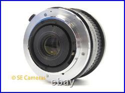 Olympus Om Cosina Vivitar Tokina 20mm F3.8 MC Ultra Wide Angle Lens Mint