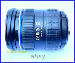 Olympus Zuiko Digital 12-60mm F2.8-4 Ed Swd Four Thirds Wide Zoom Lens Exclnt
