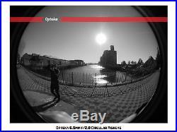 Opteka 6.5mm Fisheye Lens for Olympus OM-D E-M10 E-M5 E-M1 PEN E-PL7 E-PL6 E-P5