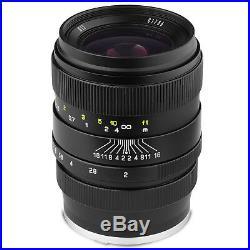 Oshiro 35mm F/2 Lens for Sony FE E-Mount a9 a7r a7s a7 a6500 a6300 a6000 a5100