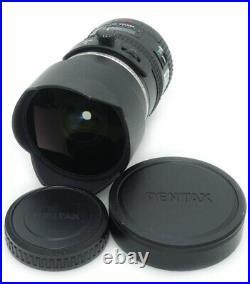 PENTAX Pentax SMC DA 645 25mm f/4 AL SDM IF AW Lens
