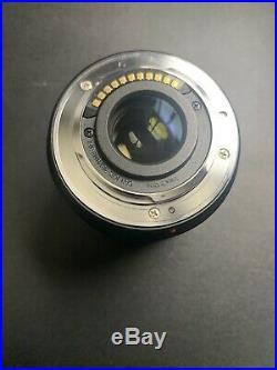 Panasonic H-H025K LUMIX G 25mm/F1.7 Lens