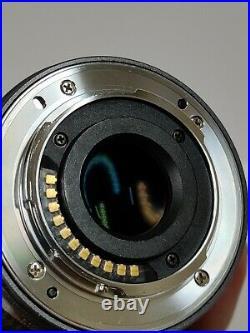 Panasonic Lumix 7-14mm f/4.0 Ultra Wide Angle Micro 4/3 Lens