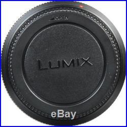Panasonic Lumix G 25mm f/1.7 ASPH. Lens NEW