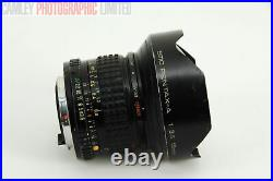 Pentax-A Lens SMC Ultra-Wide Angle f3.5 15mm Lens. Graded EXC- #9640