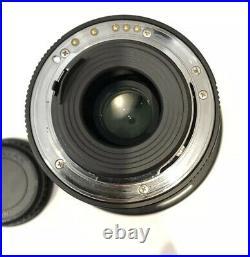Pentax SMC DA 12-24mm f/4.0 Lens (Samsung Branded Version)