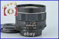 Pentax SMC TAKUMAR 20mm f/4.5 M42 Mount Lens