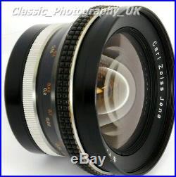 RARE Model of Carl ZEISS Jena DDR FLEKTOGON 4/20mm SUPER-Wide-Angle M42 fit Lens