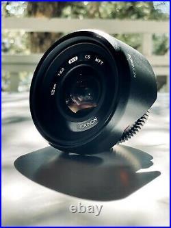 ROKINON 12mm T2.2 Cine Lens MFT (Micro Four Thirds)