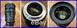ROKINON 35mm t/1.5 Cine AS UMC Lens for Canon EF